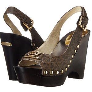MIchael Kor Sandals Charm